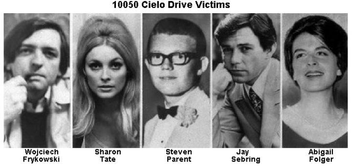 Victimas de Charles Manson