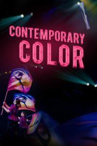 Contemporary color - poster